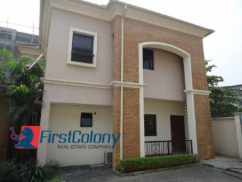 Luxury 3 Bedroom Semi-detached Duplex, Off 2nd Avenue, Residential Zone, Banana Island, Ikoyi, Lagos, Semi-detached Duplex for Rent