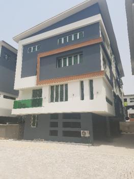 4 Bedroom Townhouse, Ikate Elegushi, Lekki, Lagos, Terraced Duplex for Rent