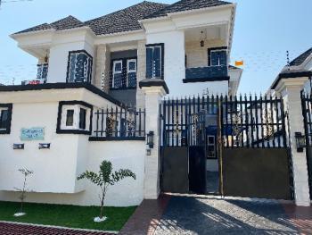 Brand New 4 Bedroom Duplex with a Room Bq, Chevy View Estate, Lekki Expressway, Lekki, Lagos, Semi-detached Duplex for Rent