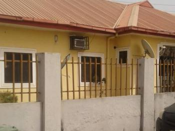 a Semi-detached 3 Bedroom Bungalow with Bq, Lugbe District, Abuja, Semi-detached Bungalow for Sale