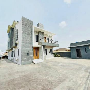 Epic 6 Bedroom Luxurious Detached Duplex, Pinnock Beach Estate, Osapa, Lekki, Lagos, Detached Duplex for Sale