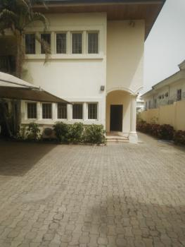 Four Bedrooms Duplex with a/c and Generator Swimming Pool, Maitama District, Abuja, Semi-detached Duplex for Rent