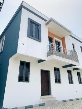 Affordable and Luxurious 3 Bedroom Terrace Duplex + Bq, Orchid Road Off Chevron Toll, Lafiaji, Lekki, Lagos, Terraced Duplex for Sale