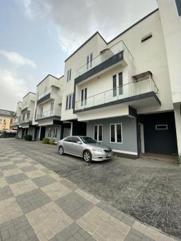 Luxury 5 Edroom Terraced Duplex, Oral Estate, Chevron, Lafiaji, Lekki, Lagos, Terraced Duplex for Rent