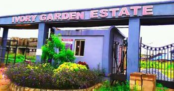 Buy Half Plot of Land & Get Bag of Rice, Makogi, Ivory Garden Estate, Obafemi Owode, Ogun, Residential Land for Sale