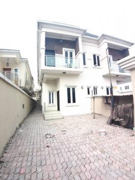 Fairly New 4 Bedroom Semi Detached Duplex, Ikate Elegushi, Lekki, Lagos, Semi-detached Duplex for Sale