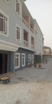 5 Bedroom Duplex with Library, Lekki Palm City Estate., Ajah, Lagos, Terraced Duplex for Sale