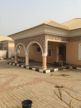 4bedroom Fully Detached Bungalow with a Gate House, Kings Town Estate, Life Camp, Gwarinpa, Abuja, Detached Bungalow for Sale
