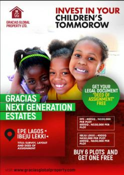 Affordable Land with Deed of Assignment, Mafogunde, Ibeju Lekki, Lagos, Residential Land for Sale
