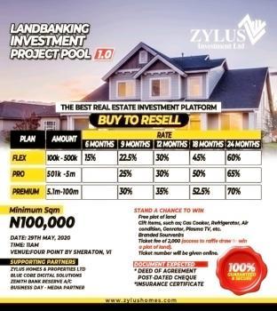 Land Banking Investment Scheme, Lekki Expressway, Lekki, Lagos, Commercial Land Joint Venture