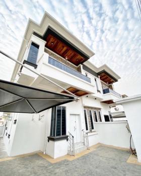 Elegant 4 Bedroom Semi Detached Duplex + Bq, Off Chevron, Ikota, Lekki, Lagos, Semi-detached Duplex for Sale