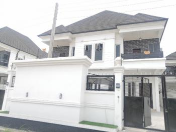 Four Bedroom Semi Detached House with Bq, Osapa London Off Circle Mall Shoprite Road., Osapa, Lekki, Lagos, Semi-detached Duplex for Sale