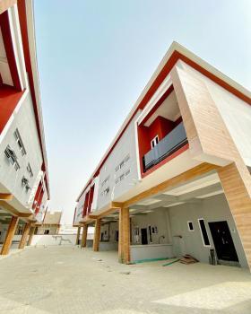 Fully Serviced 4 Bedroom Terrace Duplex, Orchid Road, Lafiaji, Lekki, Lagos, Terraced Duplex for Sale