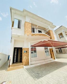 4 Bedroom Detached Duplex + Bq, Orchid Road Off Chevron Toll, Lafiaji, Lekki, Lagos, Detached Duplex for Sale