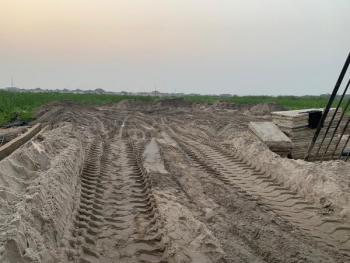 10,000sqm + 3,000sqm Set Back Land. (land Title: C of O), Ikate By Goshen Estate, Lekki, Lagos, Mixed-use Land for Sale