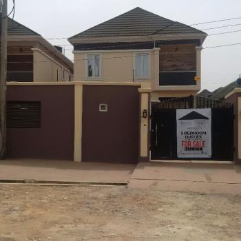 5 Bedroom + Bq, Omole Phase 2, Ikeja, Lagos, Detached Duplex for Sale