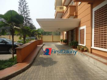 Luxury and Ample 3 Bedroom Apartment with Excellent Facilities, Off Glover Road, Old Ikoyi, Ikoyi, Lagos, Flat for Rent