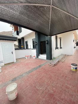 Brand 4bedroom Semidetached Duplx with Room Bq, Bera Estates Chevron Drive, Lekki Expressway, Lekki, Lagos, Semi-detached Duplex for Sale