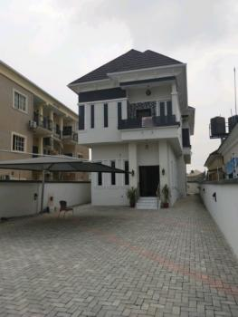 New and Well Finshed 4bedroom Detached Duplex with Bq, Divine Homes Gra Thomas Estate., Ajiwe, Ajah, Lagos, Detached Duplex for Sale
