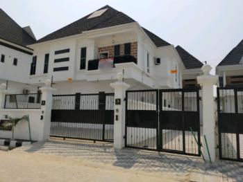 Newly Built and Well Finished 5bedroom Detached Duplex with a Room Bq, Lagoon View Estate Chevron Drive Lekki Lagos, Lekki Expressway, Lekki, Lagos, Detached Duplex for Sale