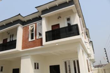 Luxury 4 Bedroom Terrace Duplex, Chevron Alternative, Lekki Expressway, Lekki, Lagos, Terraced Duplex for Rent