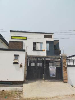 Newly Built and Well Finshed 4bedroom Duplex with a Room Bq, Divine Homes Gra Thomas Estate., Ajiwe, Ajah, Lagos, Detached Duplex for Sale