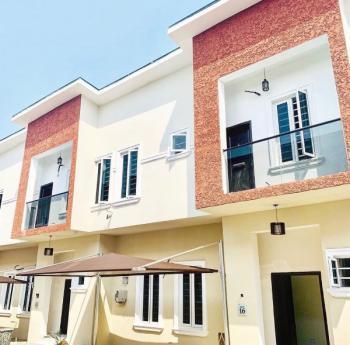 Brand New 4 Bedroom Terrace Duplex, with Swimming Pool, Fairview Estate, Lafiaji, Lekki, Lagos, Terraced Duplex for Rent