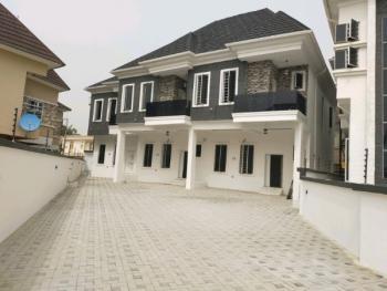Newly Built and Well Finshed 4bedroom Terrace Duplex, Ikota Villa Estate Lekki Lagos, Ikota, Lekki, Lagos, Terraced Duplex for Sale