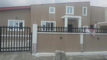 4 Bedroom Terrace House (all Ensuite} Plus Bq, Mayfair Gardens, Awoyaya, Ibeju Lekki, Lagos, Terraced Bungalow for Sale