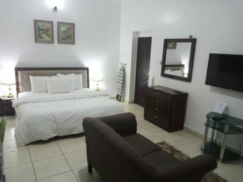 Luxury Serviced and Furnished Studio Apartment (negotiable), Close to The National Assembly Quarters, Gudu, Abuja, Self Contained (single Rooms) Short Let