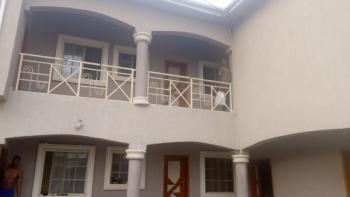 Nice ( Mini Flat ) One Bedroom Apartment  ( Upstairs ), Lekki Palmwill Estate By Remlek Bus Stop Off Badore Road Ajah, Badore, Ajah, Lagos, Mini Flat for Rent