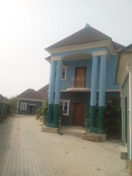 4 Bedroom Fully Detached Duplex with 3 Rooms Bq, Ipent7 Estate, Gwarinpa, Abuja, House for Rent