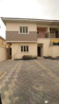 a Sparkling 4 Bedrooms Duplex with Air Conditioners, Chevron Drive, Lekki, Lagos, Semi-detached Duplex for Rent