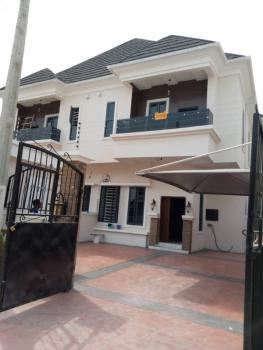 Luxury 4 Bedroom Semi Detached Duplex, Lekki Phase 2, Lekki, Lagos, Semi-detached Duplex for Sale