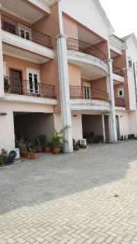 Super Luxurious 5 Bedroom Terraced Duplex, Rumuibekwe Estate, Rumuibekwe, Port Harcourt, Rivers, Terraced Duplex for Rent