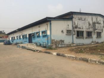 Vacant Warehouse Measuring 6000sqm, Ilupeju, Lagos, Warehouse for Sale