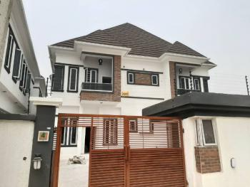 4bedroom Semi Detached Duplex with a Room Bq, Orchid Hotel Road By Chevron Tollgate., Lekki Phase 2, Lekki, Lagos, Semi-detached Duplex for Sale