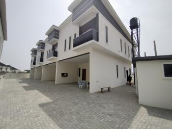 Newly Built and Well Finshed 4bedroom Terrace Duplex, Ikota Villa Estate, Ikota, Lekki, Lagos, Terraced Duplex for Sale