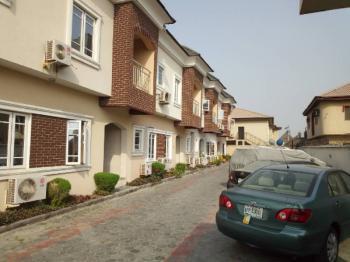 4 Bedroom Terrace Duplex with Bq Corner Piece, Ik Ate, Ikate Elegushi, Lekki, Lagos, Terraced Duplex for Sale