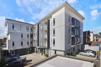 2 Bedroom Ensuite Apartment.(1 Unit on The Top Floor Remaining), Onike, Yaba, Lagos, Block of Flats for Sale