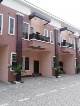 Exquisite 4 Bedroom Terrace in Serene Location, Chevron Drive, Idado, Lekki, Lagos, Terraced Duplex for Sale