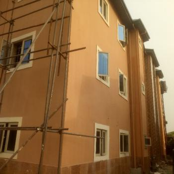 Brand New and Tastefully Finished 3 Bedroom Flats, Alcon Road, Woji, Port Harcourt, Rivers, Flat for Rent