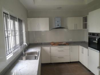 an Executive 4bedroom Terrace Duplex with a Room Boys Quarter, Kusenla Street, Ikate Elegushi, Lekki, Lagos, Terraced Duplex for Rent