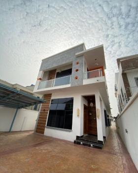 Luxury 5 Bedroom Fully Detached with Bq, Osapa London, Osapa, Lekki, Lagos, Detached Duplex for Sale