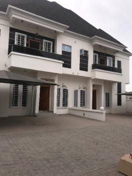 Luxury Built 4bedroom Terrace Duplex in a Serene Estate, Off Chevron Drive, Lekki Expressway, Lekki, Lagos, Terraced Duplex for Rent