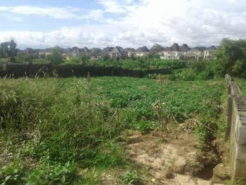 Single Plot of Land in a Developed High Brow Area, Apo District, Apo, Abuja, Residential Land for Sale