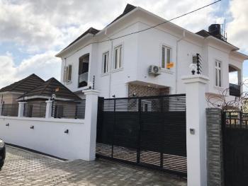 Classical 5bdrm Duplex with 2room Bq, at University View Estate,opp Lagos Business, Sangotedo, Ajah, Lagos, Flat for Sale