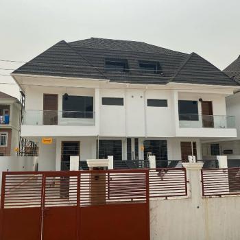 Lovely 4 Bedroom Semi-detached House, Idado, Lekki, Lagos, Semi-detached Duplex for Sale