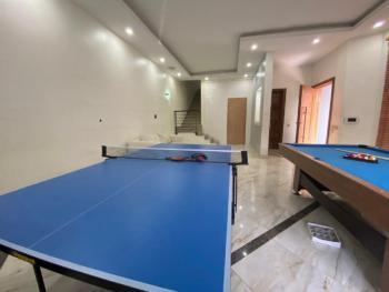 2 Bedroom. White Design. Smartly Priced, Tennis and Snooker Game, Christ Avenue, Lekki Phase 1, Lekki, Lagos, Flat Short Let
