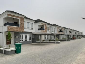 Nice 4 Bedroom Semi Detached Duplex with 24hrs Electricity, Lekki Phase 2, Lekki, Lagos, Semi-detached Duplex for Rent